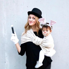 Baby's First Halloween Rabbit
