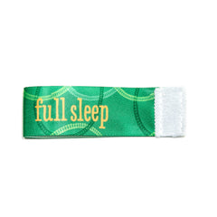 full sleep Wee Charm ribbon green
