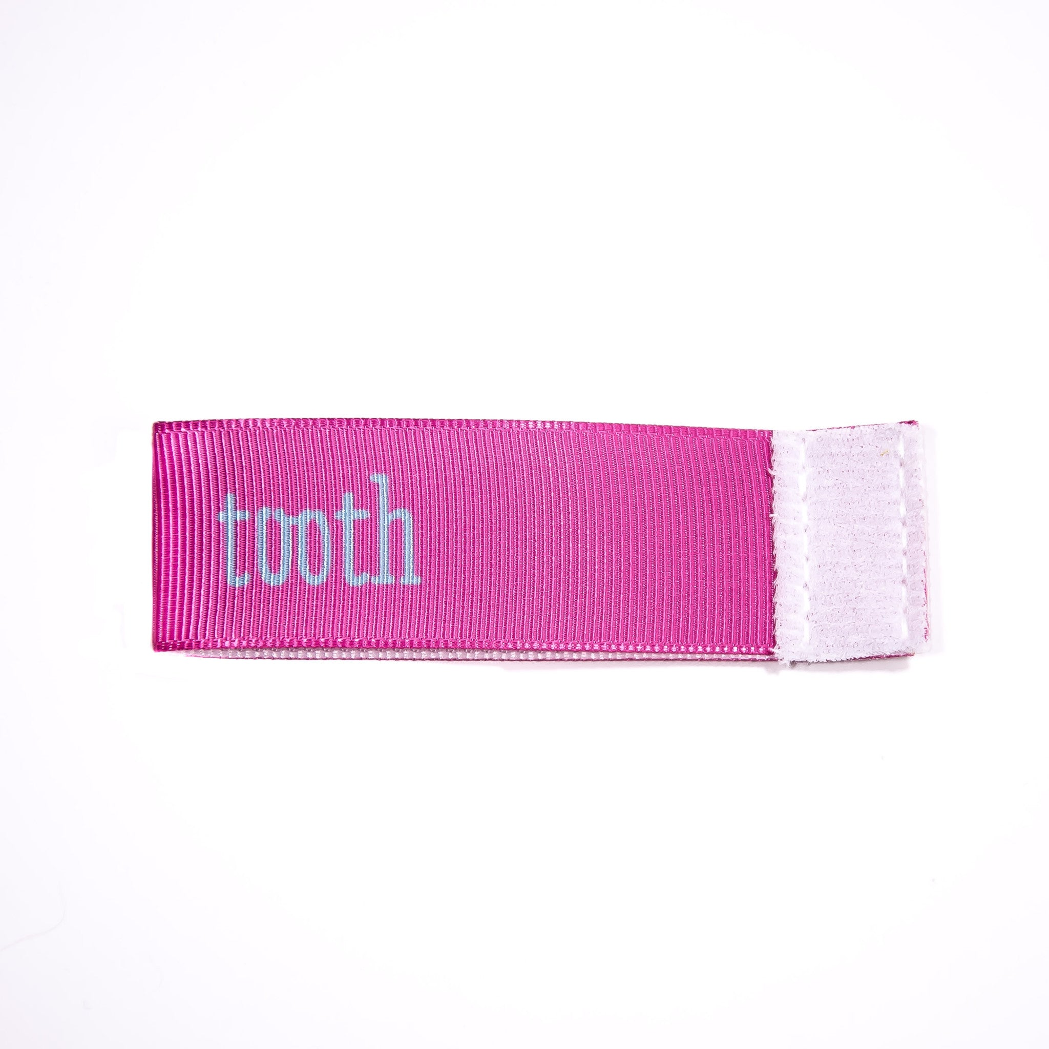 tooth Wee Charm ribbon pink
