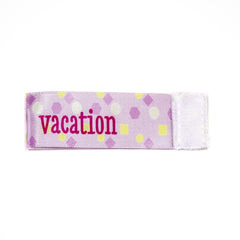 vacation Wee Charm ribbon pink