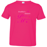 Daddy's Future PM. Kid's Unisex Short Sleeve Tshirt
