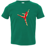Dancer. Kid's Unisex Short Sleeve Tshirt