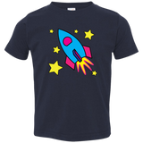 Rocket. Kid's Unisex Short Sleeve Tshirt