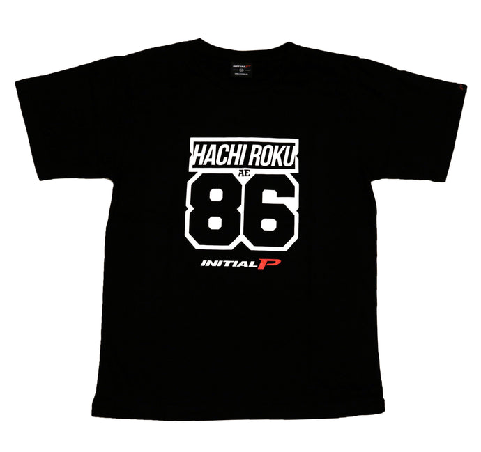 86 Graphics T-Shirt (BLK)