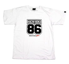 86 Graphics T-Shirt (WHT)