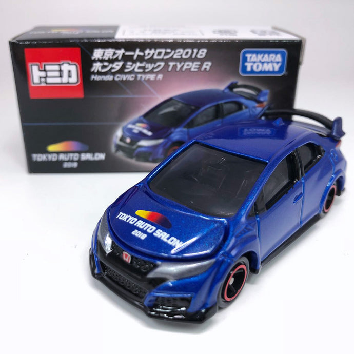 TOMICA Tokyo Auto Salon 2018 Limited | Honda Civic Type R FK2