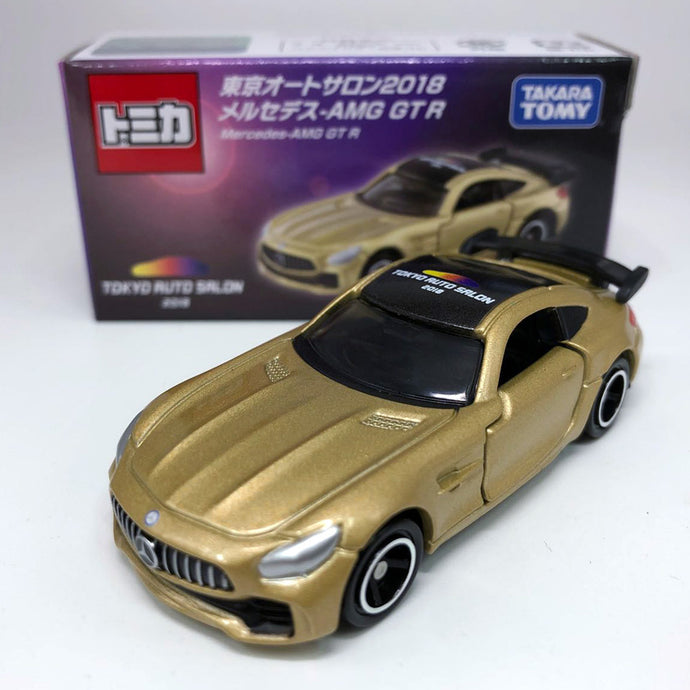 TOMICA Tokyo Auto Salon 2018 Limited | AMG GT-R