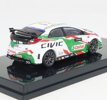 Tarmac Works 1/64 Honda FK2 Civic Type R - WTCC Livery