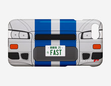 "R34 GT-R ""FAST"" Edition Phone Case (Front)"