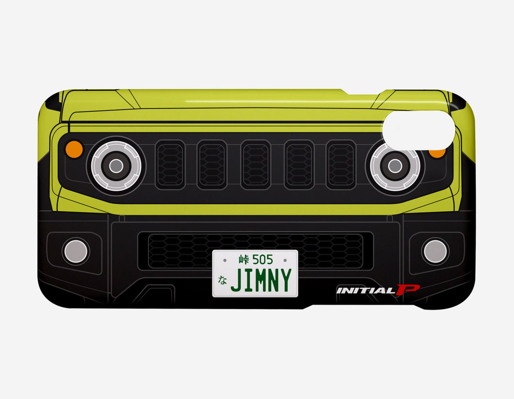 save off 3a742 c3ffc JIMNY Phone Case (Front) – INITIALP Shop