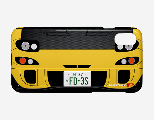 RX7 FD3S Phone Case (Front)