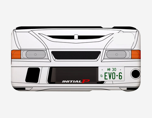 EVO6 Phone Case (Front)