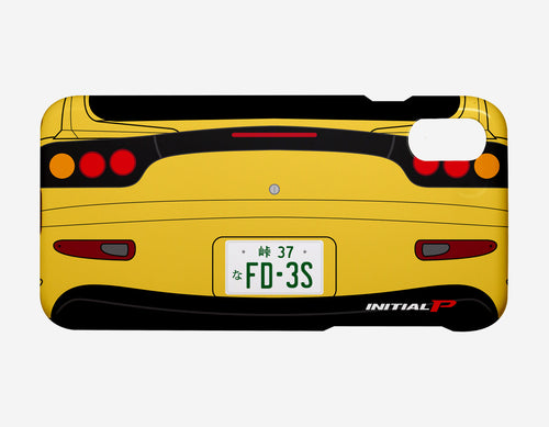 RX7 FD3S Phone Case