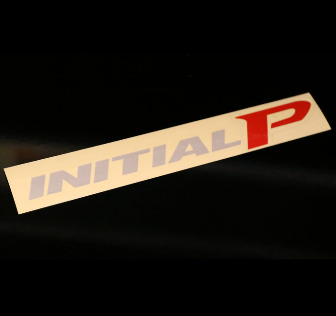 INITIALP Sticker