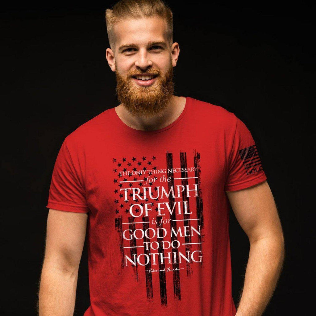 Christian Tee- Hold Fast Good Men-Graphic Tee-Adonia| Panama City, FL
