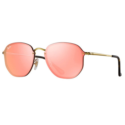 Ray-ban Blaze Hexagonal RB3579N-001/E4