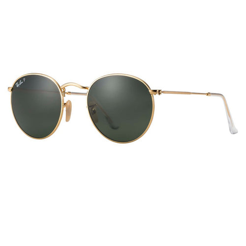 RAY-BAN ROUND METAL RB3447112/58 POLARIZADO