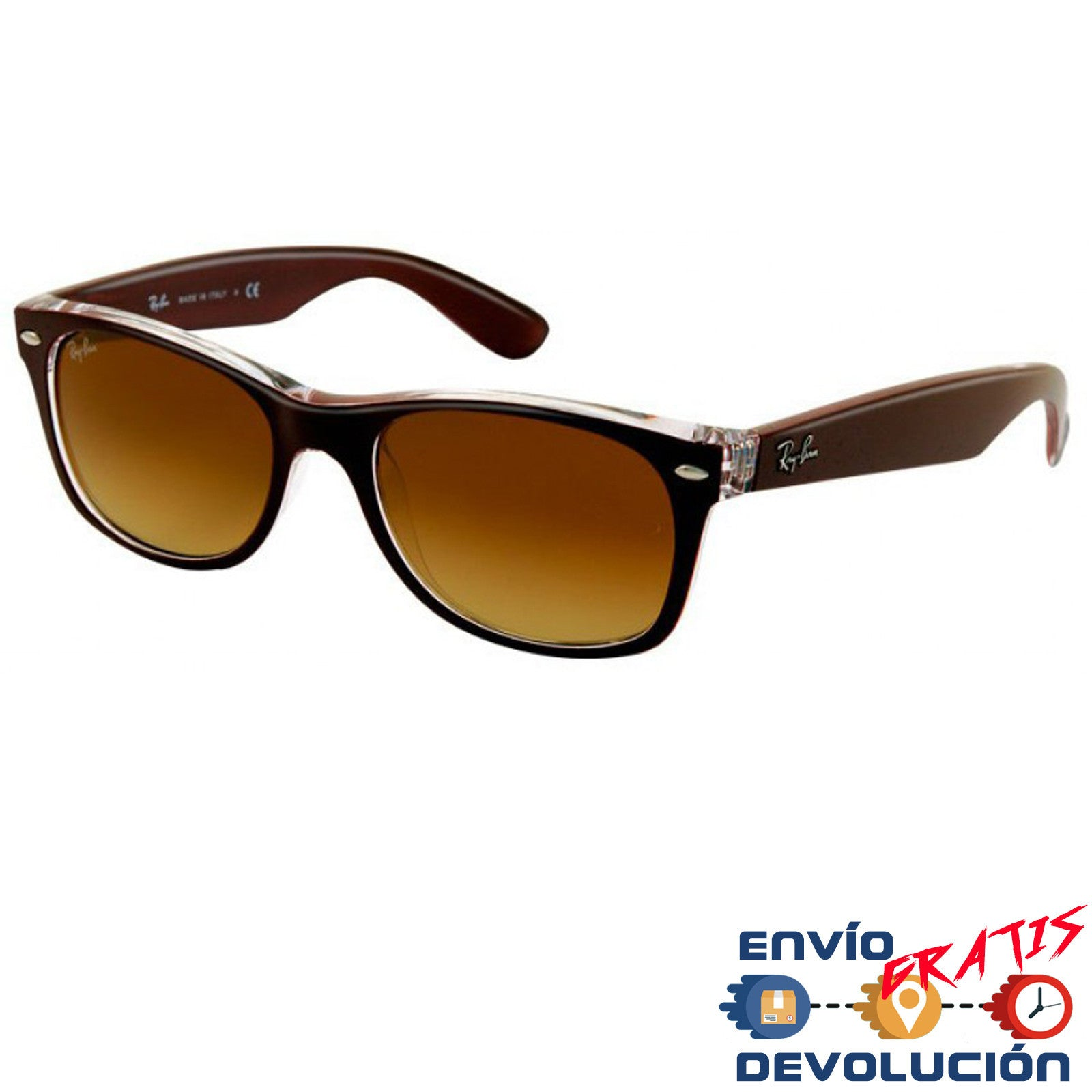 RAY-BAN NEW WAYFARER RB2132 6054M2 EDICIÓN LIMITADA