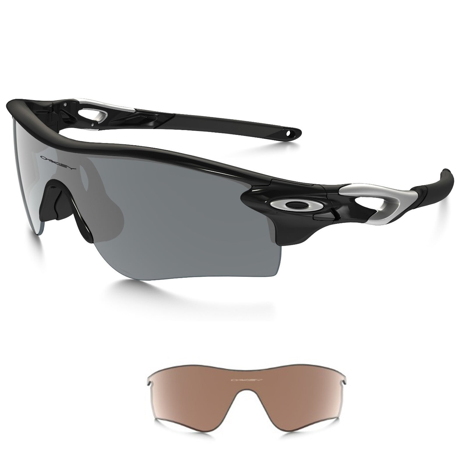 OAKLEY RADARLOCK PATH 918119 POLISHED BLACK