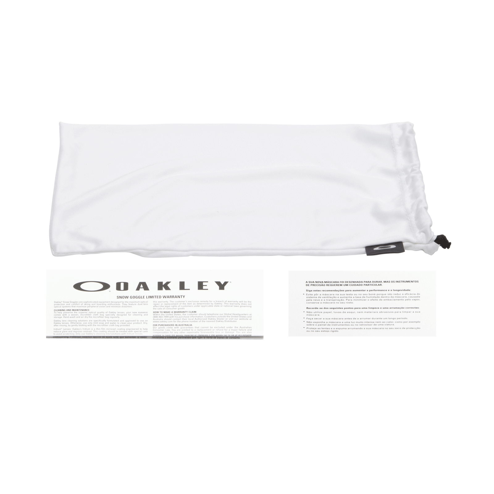Funda Oakley Snow Flight Deck XM OO7064-24