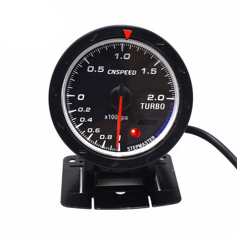 Car Turbo Boost Gauge