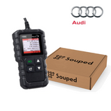 Audi Car Diagnostic OBD Scanner Fault Code Reader