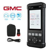 GMC SRS/Airbag, ABS, Reader & Reset Diagnostic Scan Tool