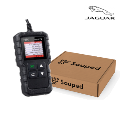 Jaguar Car Diagnostic Scanner Fault Code Reader