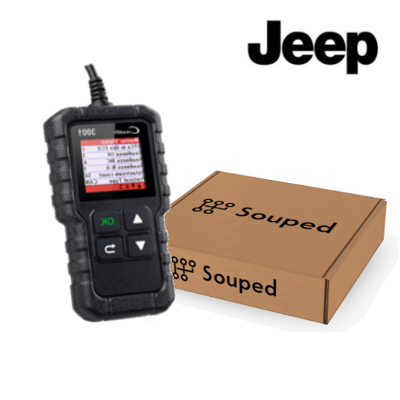 Jeep Car Diagnostic Scanner Fault Code Reader