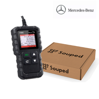 Mercedes-Benz Car Diagnostic Scanner Fault Code Reader