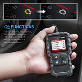 RAM Car Diagnostic OBD Scanner Fault Code Reader