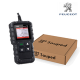Peugeot Car Diagnostic Scanner Fault Code Reader