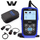 Western Star Heavy Duty Diagnostic Scanner Fault Code Reader