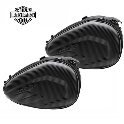 Saddle Bags for Harley Davidson Motorcycle