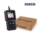 Iveco Car Diagnostic OBD Scanner Fault Code Reader