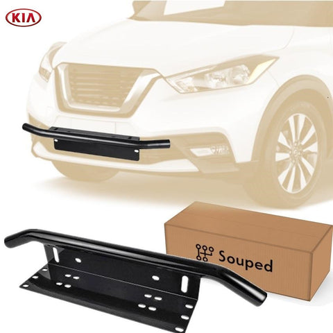Kia Nudge Bull Bar & Light Mount Bracket