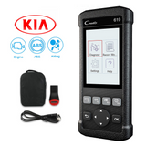 Kia SRS/Airbag, ABS, Reader & Reset Diagnostic Scan Tool