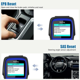 Jaguar DPF, SAS, BMS, SRS (airbag), ABS, OIL RESET Diagnostic Scan Tool