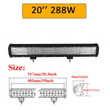 LED Light Bar for Nissan