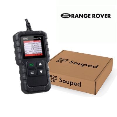 Land Rover Diagnostic Scanner Fault Code Reader