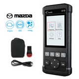 Mazda SRS/Airbag, ABS, Reader & Reset Diagnostic Scan Tool