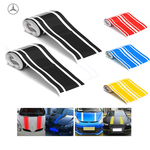 Racing Stripe for Mercedes