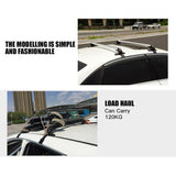 Roof Racks Kit for Saab Vehicle