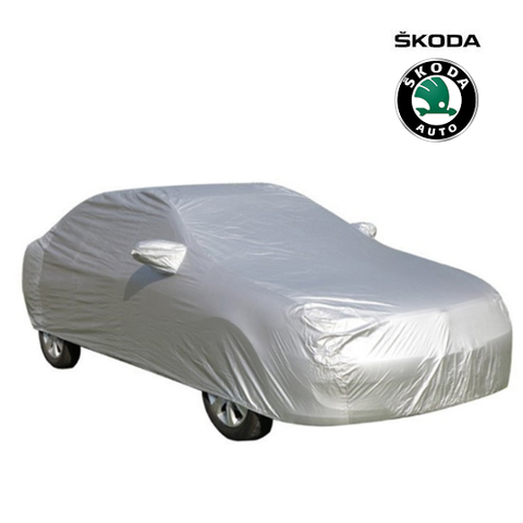 Car Cover for Skoda Vehicle