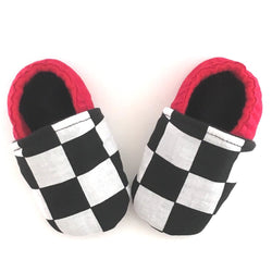 Ferrari Racing Baby Shoes