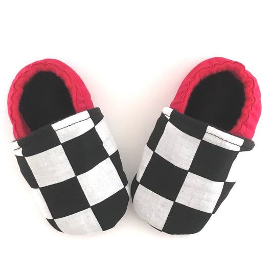 Racing Baby Shoes