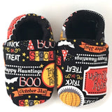 Halloween Baby Shoes