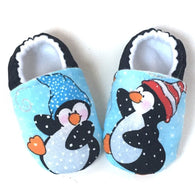 Penguin Baby Shoes