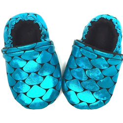 Mermaid Baby Shoes