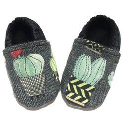 Cactus Baby Shoes